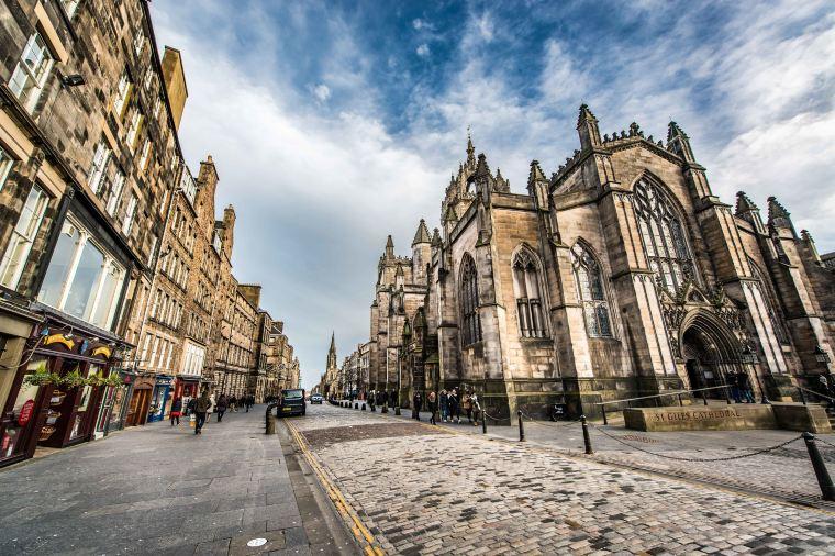 移居英國Q&A-蘇格蘭愛丁堡