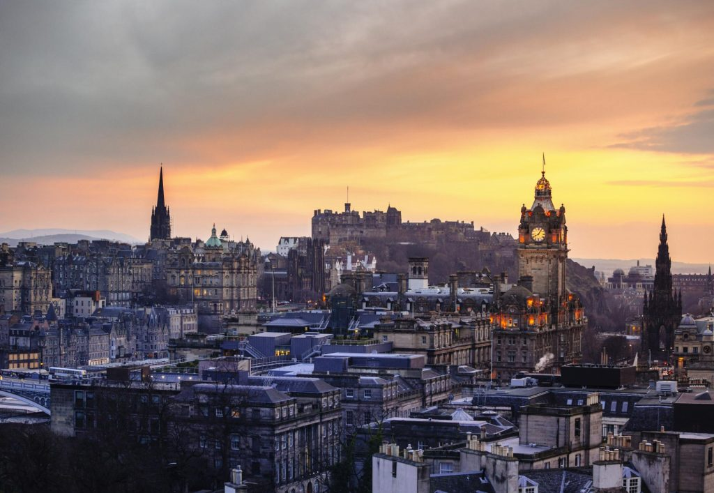 移居英國Q&A-蘇格蘭首都愛丁堡4